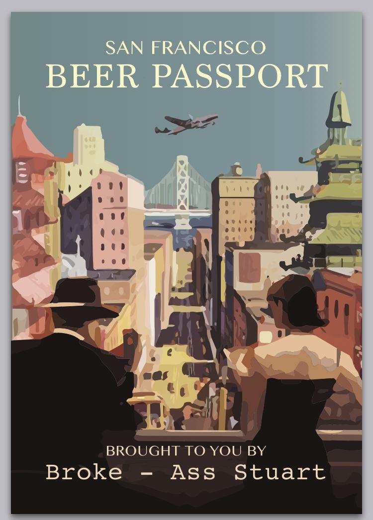 Beer Passports